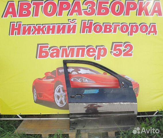 89524408730  Datsun mi-Do Дверь передняя правая коричневая