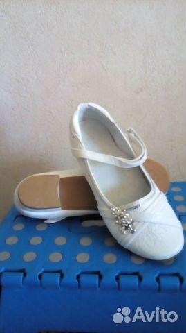 89951042549 Туфли для девочек
