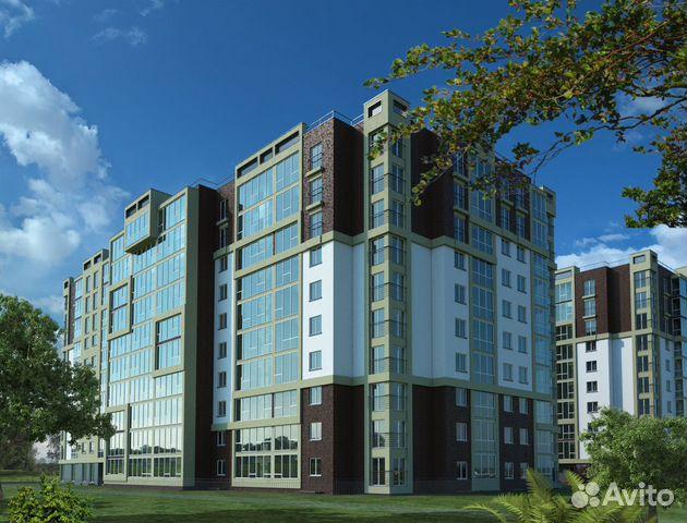 2-к квартира, 59 м², 2/10 эт. 84012677000 купить 4