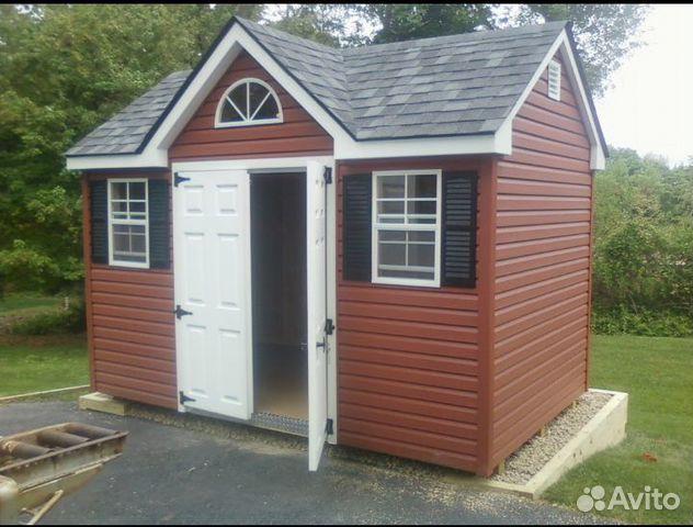 Садовый домик 3,5 х 2,5  купить 8