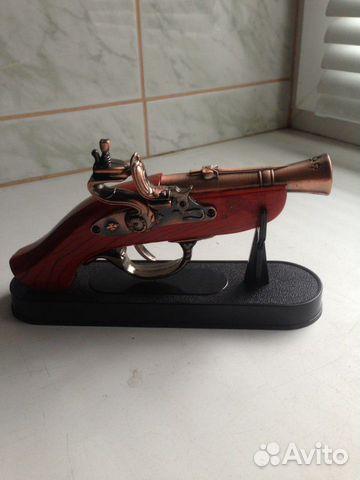 Зажигалка - пистолет  89130018995 купить 1