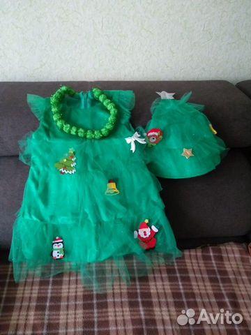 Новогоднее платье елки 89833549831 купить 1