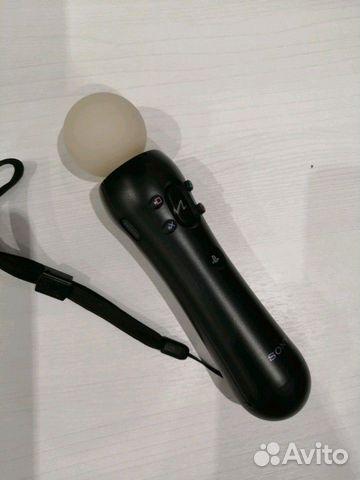 Мув. Контролер для PS3 и PS4