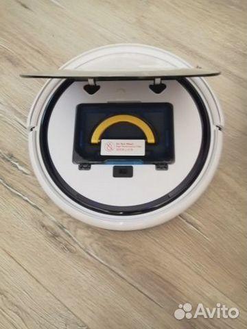 Робот-пылесос ilife V50 для сухой уборки