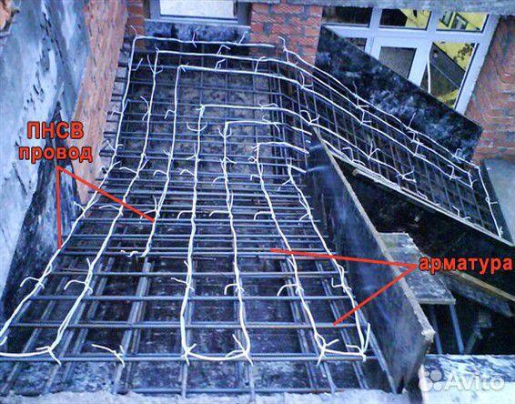 Электропрогрев бетоном купить бетон дешево нижний новгород