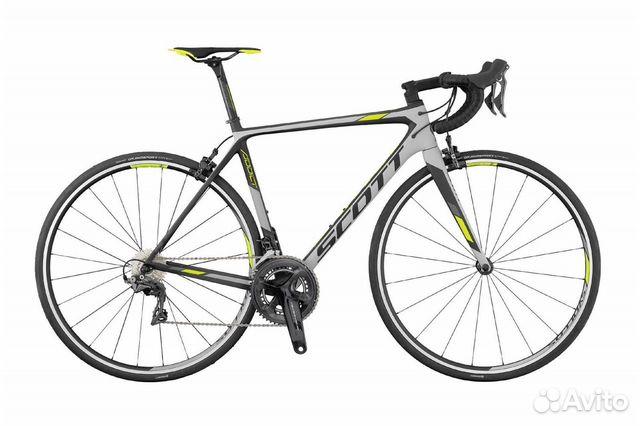 Велосипед Scott Addict 10