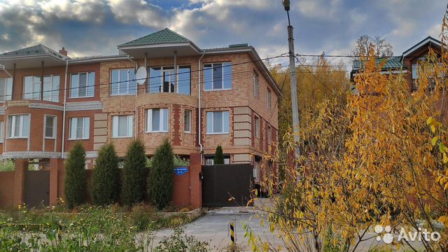 Коттедж 440.6 м² на участке 8.5 сот. 89196751048 купить 2