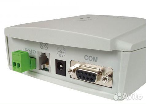 Аналоговый GSM-шлюз
