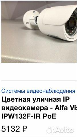 Камера видеонаблюдения купить 6