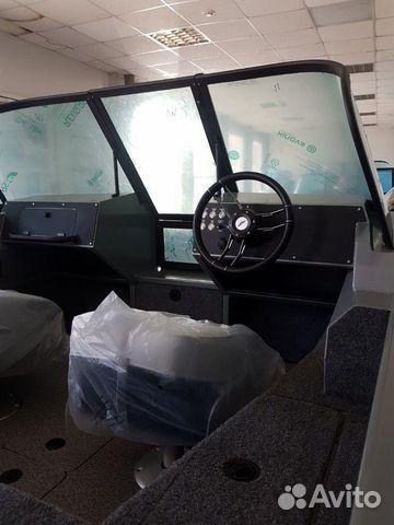 Моторная лодка Волжанка fishpro 46 (2020) 89525956140 купить 4