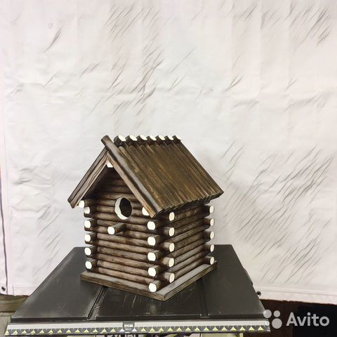 Домик для белок & скворечник & кормушка для птиц 89219350805 купить 4