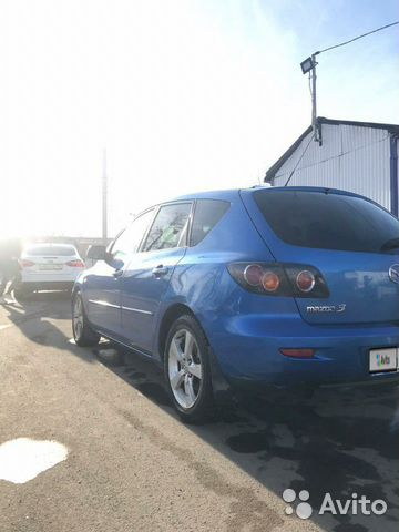 Mazda 3, 2006 89068976088 купить 3