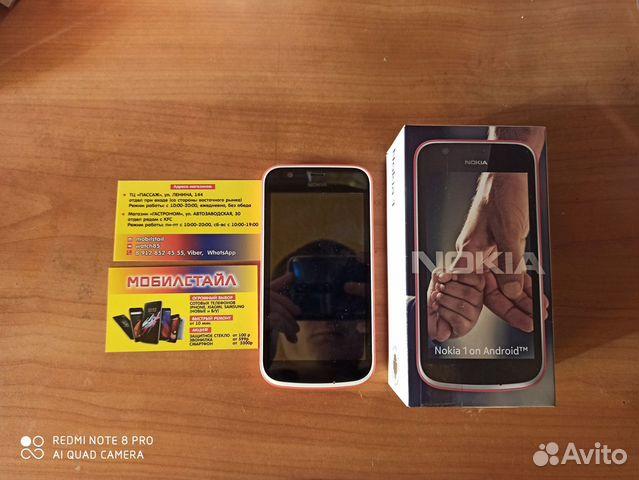 Nokia 1 1/8 Красный Новый 89128524555 купить 1