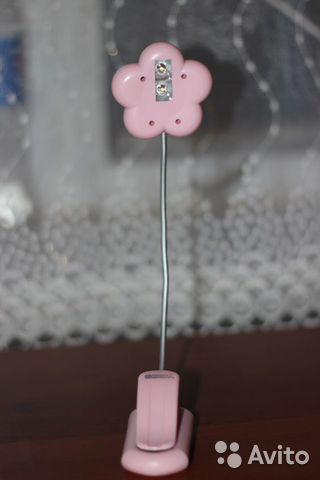 Лампа на прищепке 89043121600 купить 3