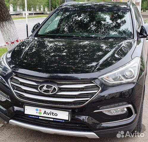 Hyundai Santa Fe, 2016 89123406495 купить 2