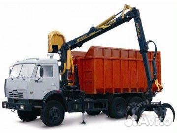 Вывоз мусора металлолома (Аренда Ломовоза ) 89115940101 купить 1