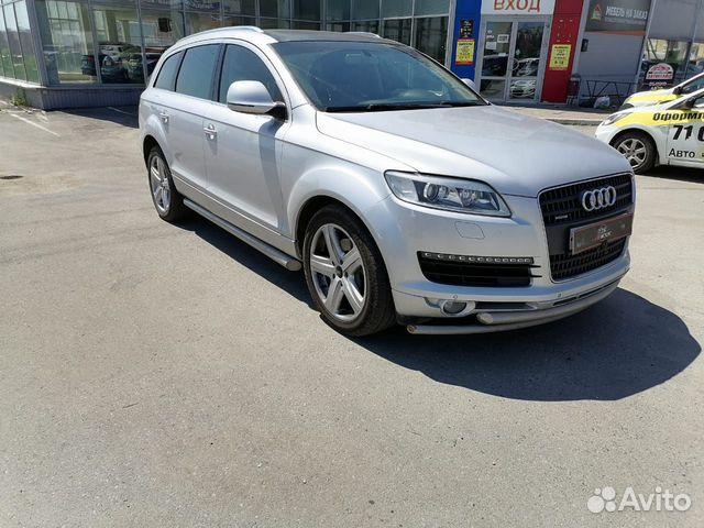 Audi Q7, 2007 89192511844 купить 3