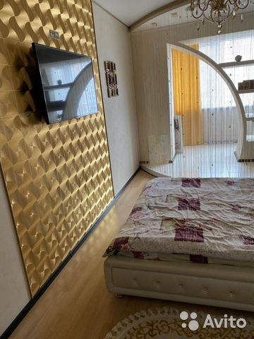 1-к квартира, 43 м², 9/17 эт.