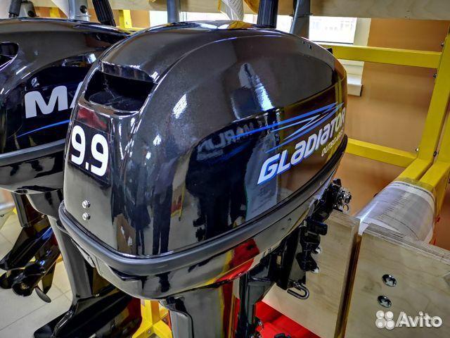 Лодочный мотор gladiator 9,9 (15)