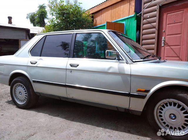BMW 5 серия, 1988  купить 6