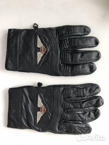 Мото-перчатки Harley Davidson