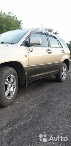 Toyota Harrier, 1998 89832514026 купить 5