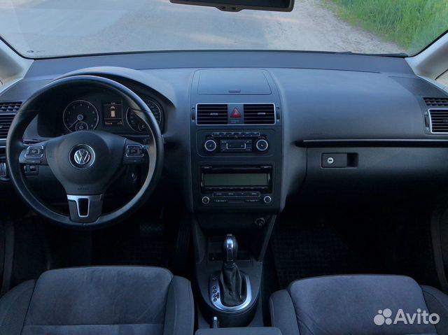 Volkswagen Touran, 2011 купить 6