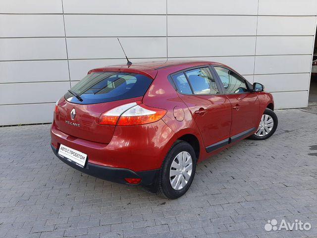 Renault Megane, 2011 köp 5