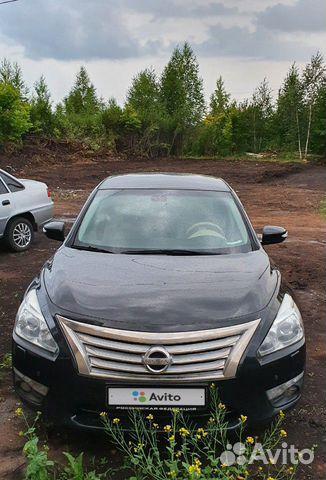 Nissan Teana, 2014 89656481102 купить 4