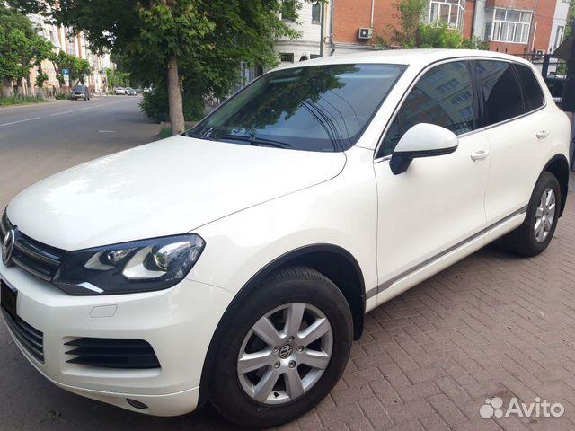 Volkswagen Touareg, 2012 89537437316 купить 6