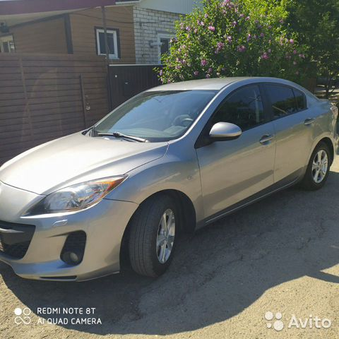 Mazda 3, 2011 89682712113 купить 1