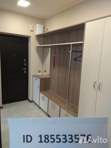 2-к квартира, 56 м², 1/9 эт.