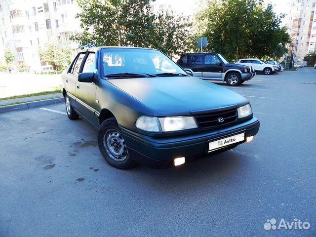 Hyundai Pony, 1994  купить 6