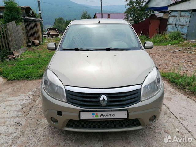 Renault Sandero, 2010  купить 7