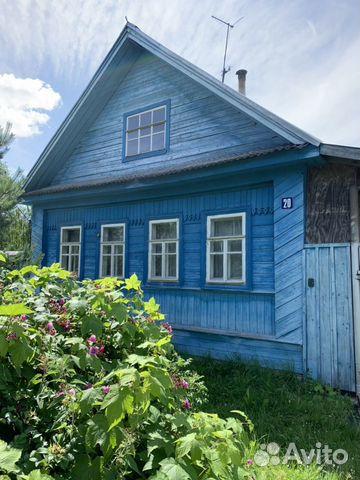 Дом 46.6 м² на участке 10.5 сот.  89851781855 купить 1