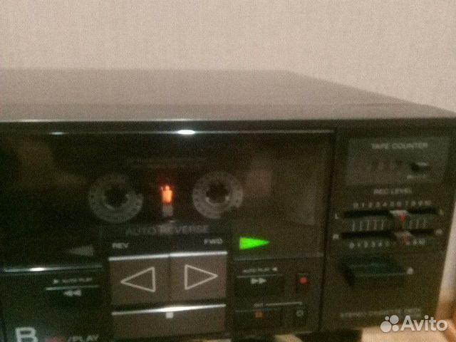Дека кассетная sony  89053647692 купить 3