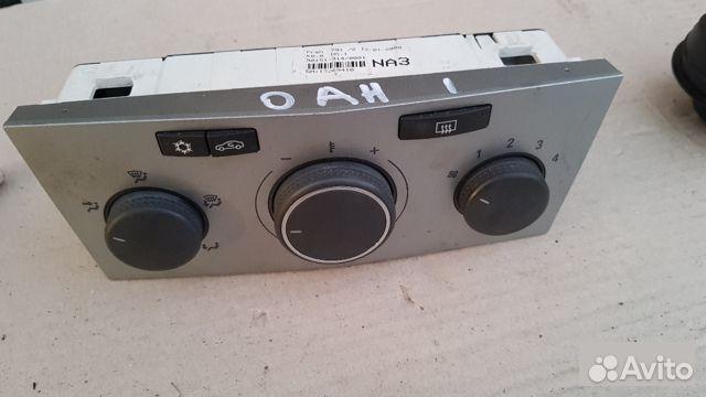 Блок управления отопителем кондиционером Opel  89086364687 купить 1