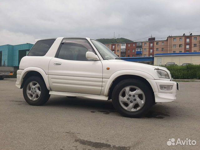 Toyota RAV4, 1999  купить 2