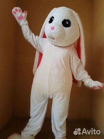 Продам ростовую куклу Зайка-поздравляйка  89093418791 купить 5