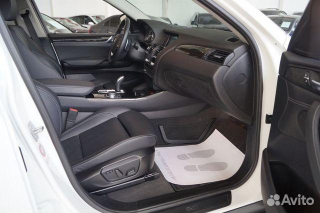 BMW X4, 2016  89158531917 купить 8