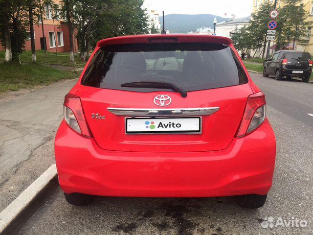 Toyota Vitz, 2011  89642393882 купить 4