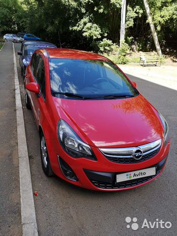 Opel Corsa, 2013  89603321151 купить 8