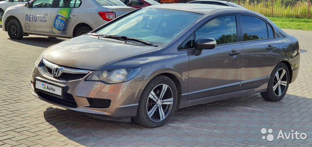 Honda Civic, 2009  89092691207 купить 1