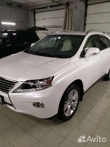 Lexus RX, 2013  89092683607 купить 1