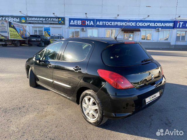Peugeot 308, 2010  89610479528 купить 4