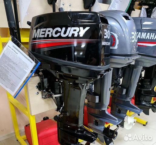 Мотор Mercury 30M (новые моторы с завода tohatsu)  83467939093 купить 1