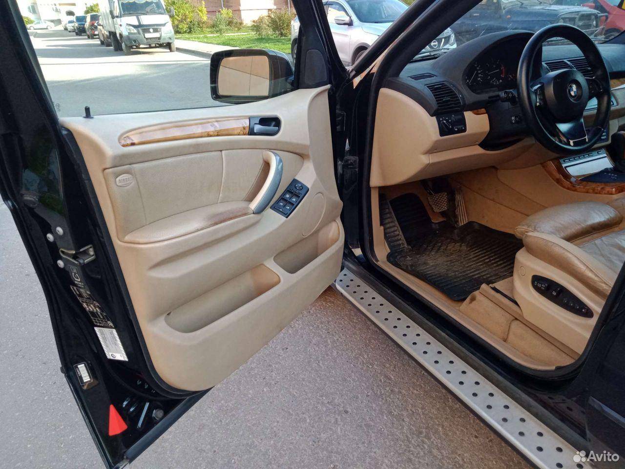 BMW X5, 2004  89095764548 купить 9