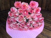 Букет из 33 роз 70см.Доставка цветов в Ставрополе