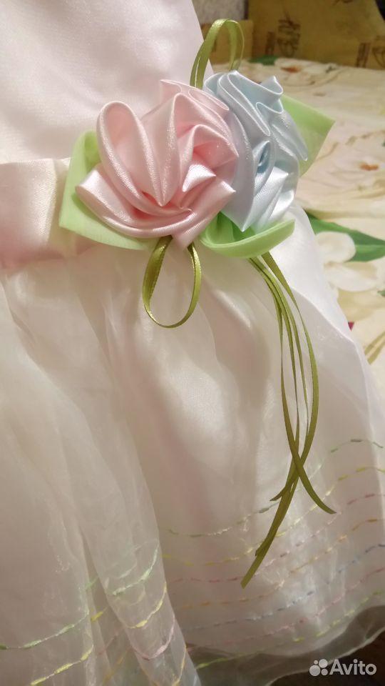 Платье на годик (12-18мес)  89213578617 купить 3