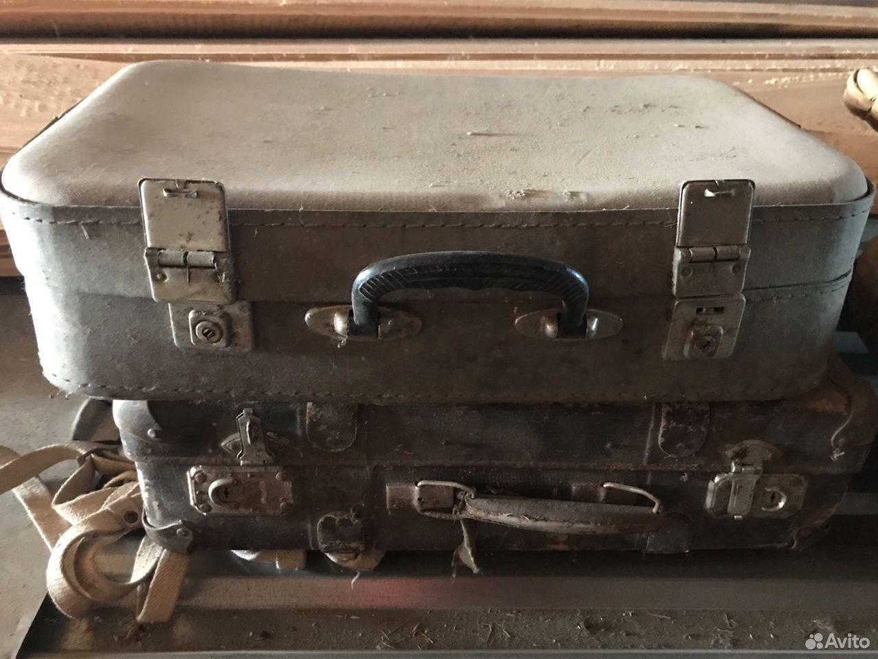 Старые чемоданы, корзины  89115786658 купить 2